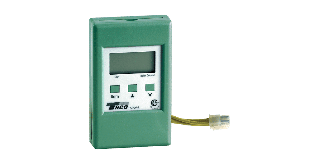 PC702 Two Stage Boiler Reset Control