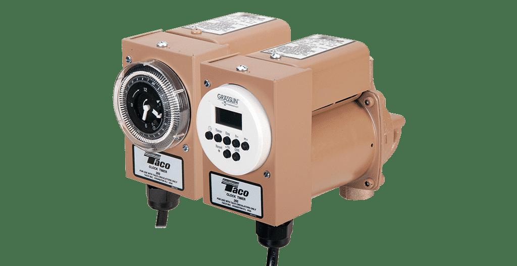 Plumb n' Plug Wet Rotor Circulator