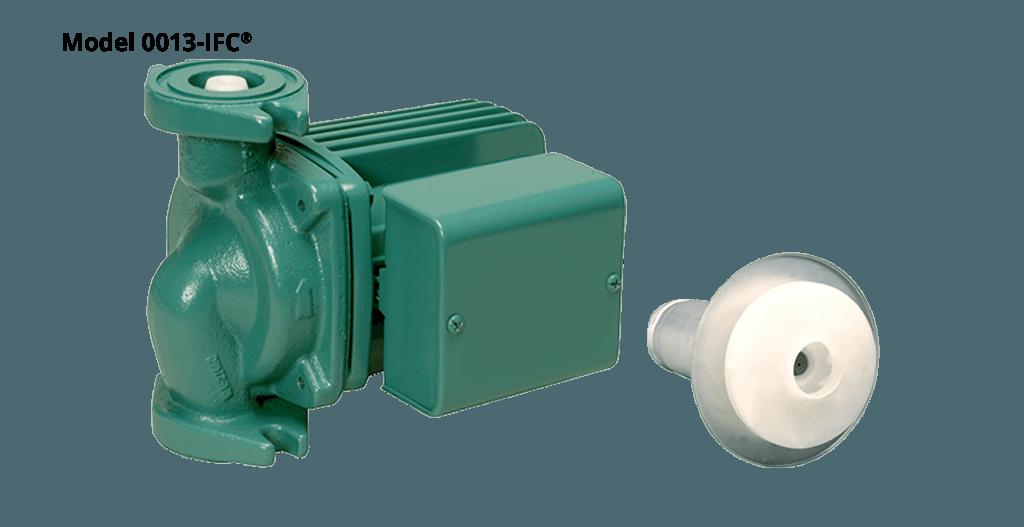 0013-F3-IFC Cast Iron Cartridge Circulator with Integral Flow Check