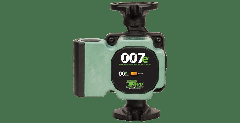 007e ECM High-Efficiency Circulator