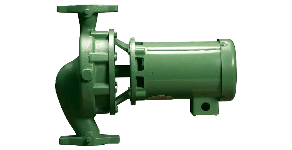1900 Series Close-Coupled In-Line Pumps