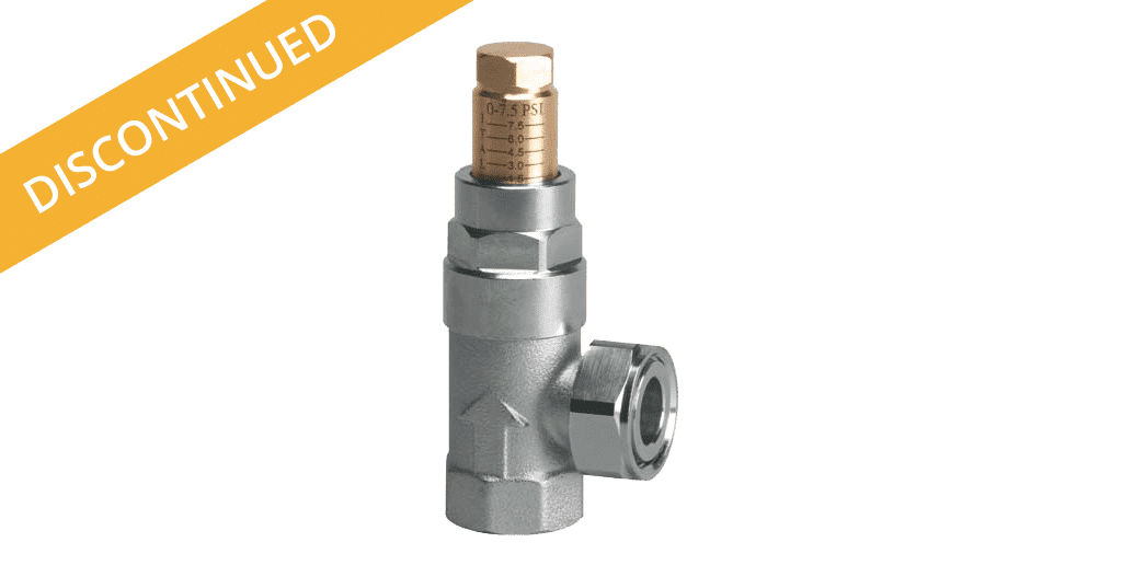 3196 Differential Bypass Valve