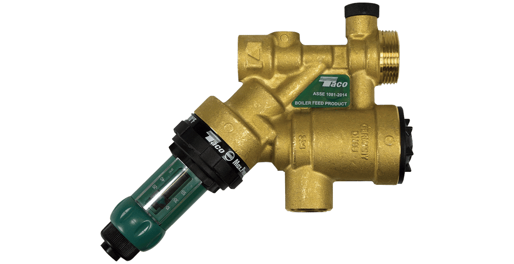 3450 Combination Boiler Feed & Backflow Valve