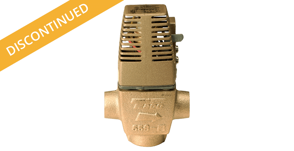 550 Series Heat Motor Valves