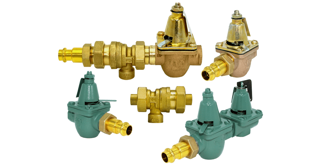 Boiler Feed, Backflow Preventer & Combination Valves