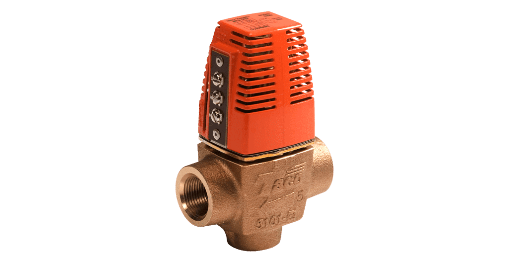 Geothermal Heat Motor Zone Valves