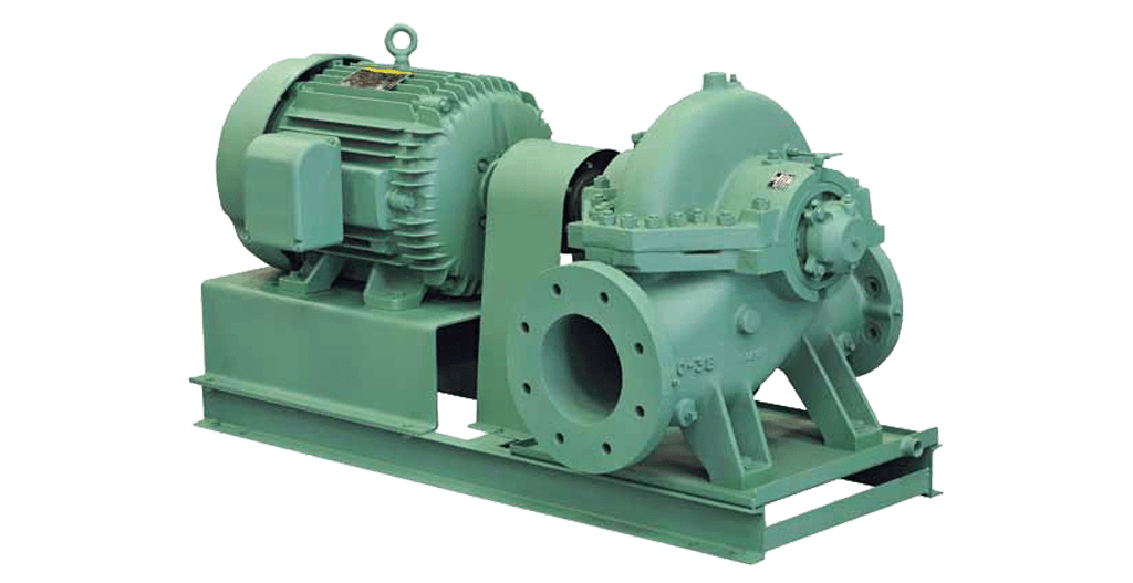 TA Series Single-Stage Double Suction Horizontal Split Case Pump