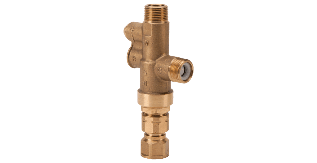 5123 Series WH-N Lead-Free Mixing Valve