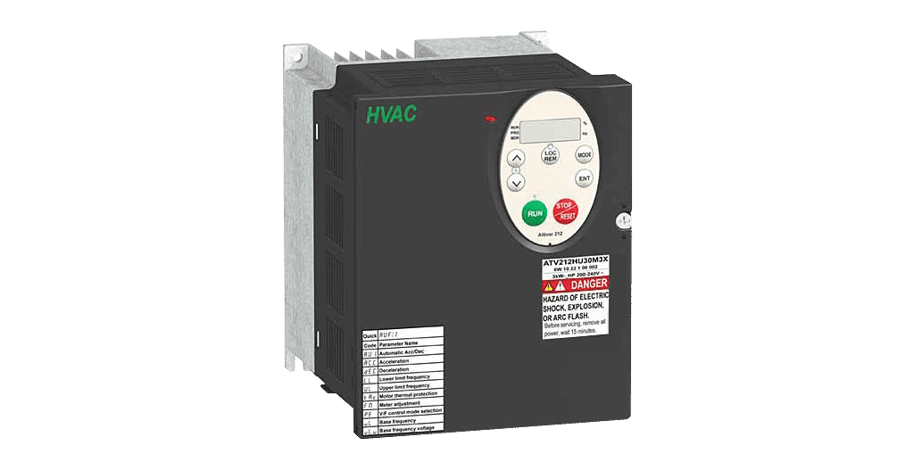 Advantage 212 Variable Speed AC Drive