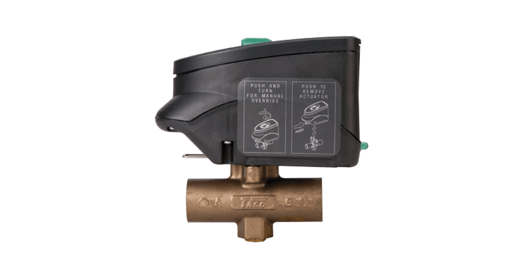 Multi-Volt Zone Sentry Zone Valve