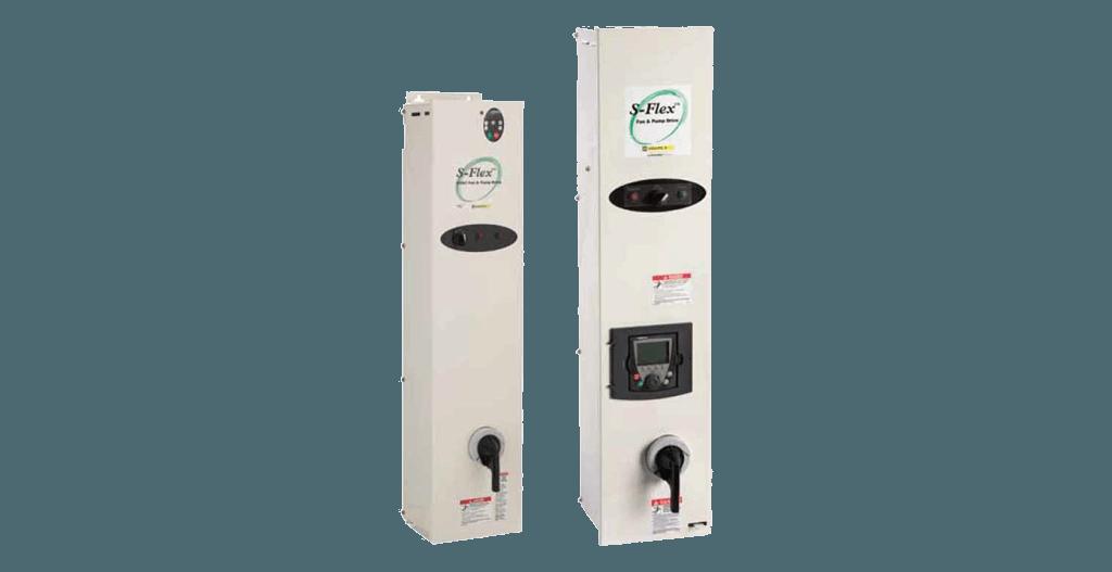 S-Flex™ Enclosed AC Drive