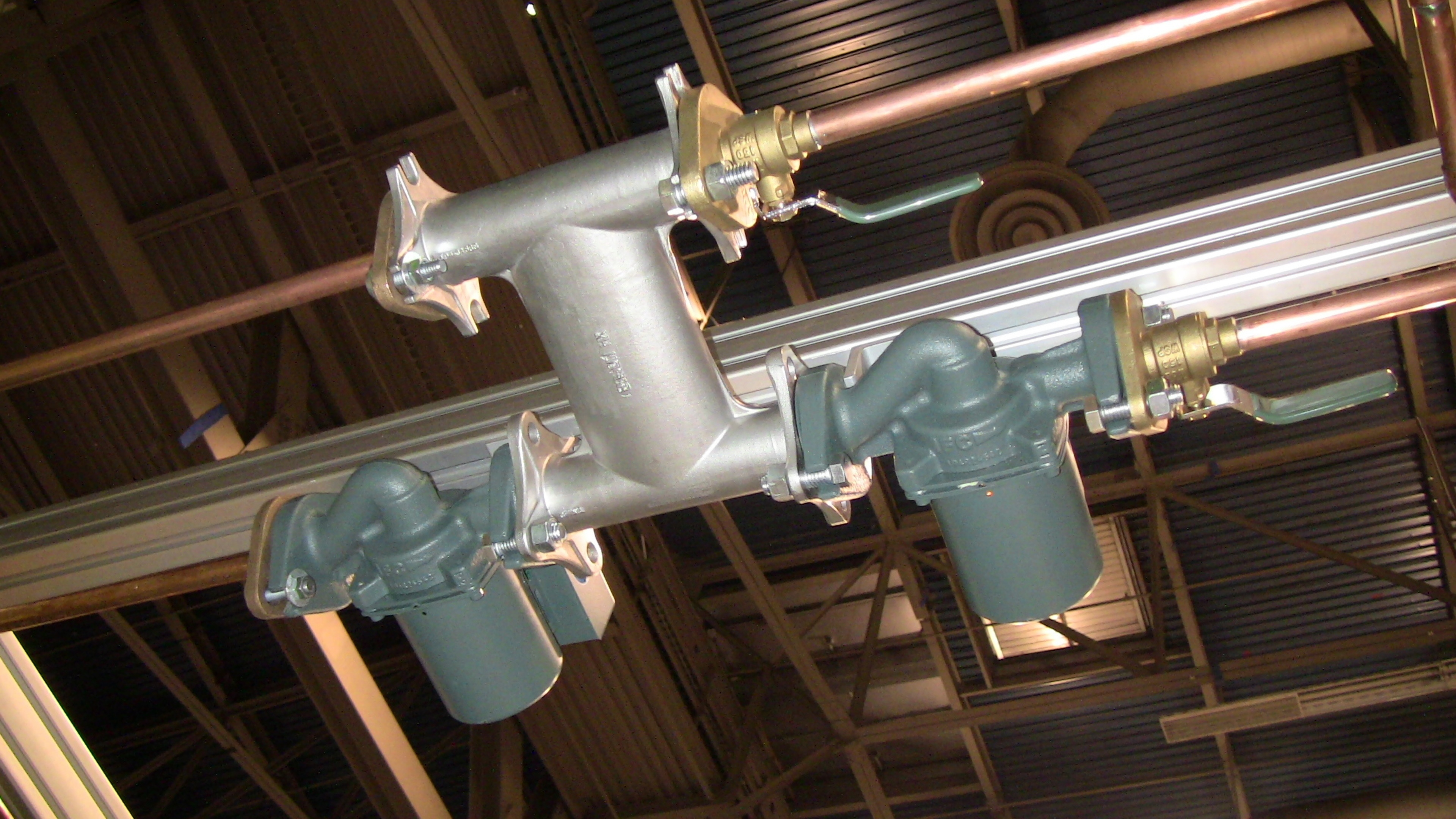 injection pumping system