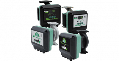 New ECM High-Efficiency Circulators