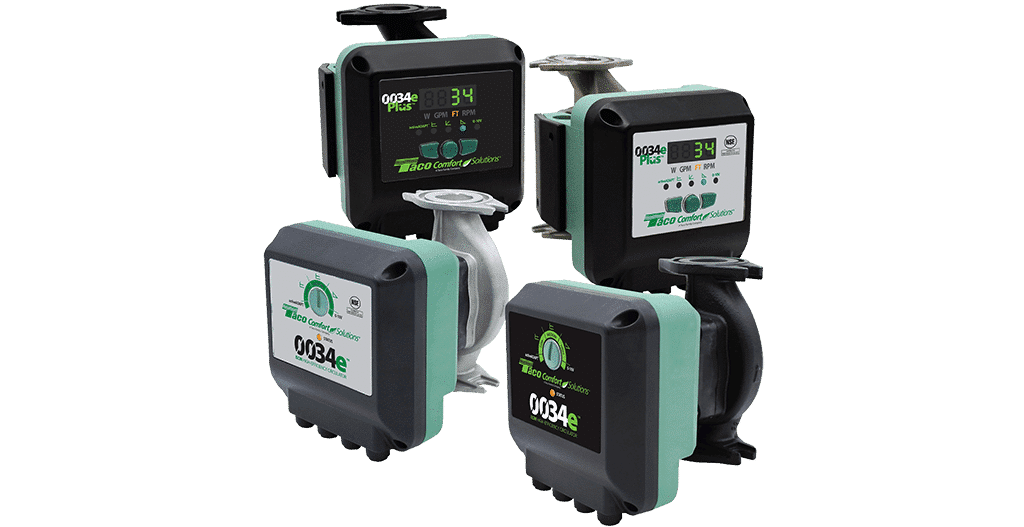 Taco Announces New ECM High-Efficiency Circulators