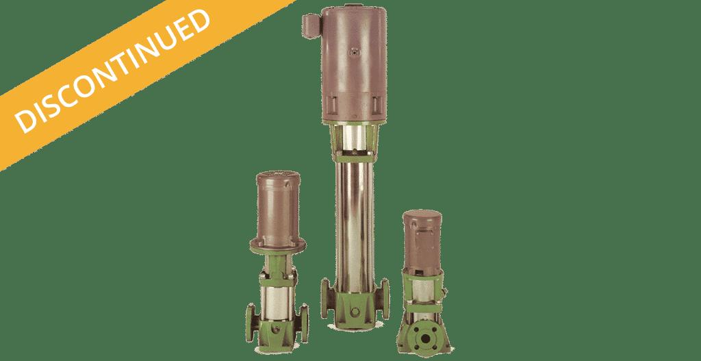 VM Pumps Vertical Multi-Stage Pumps
